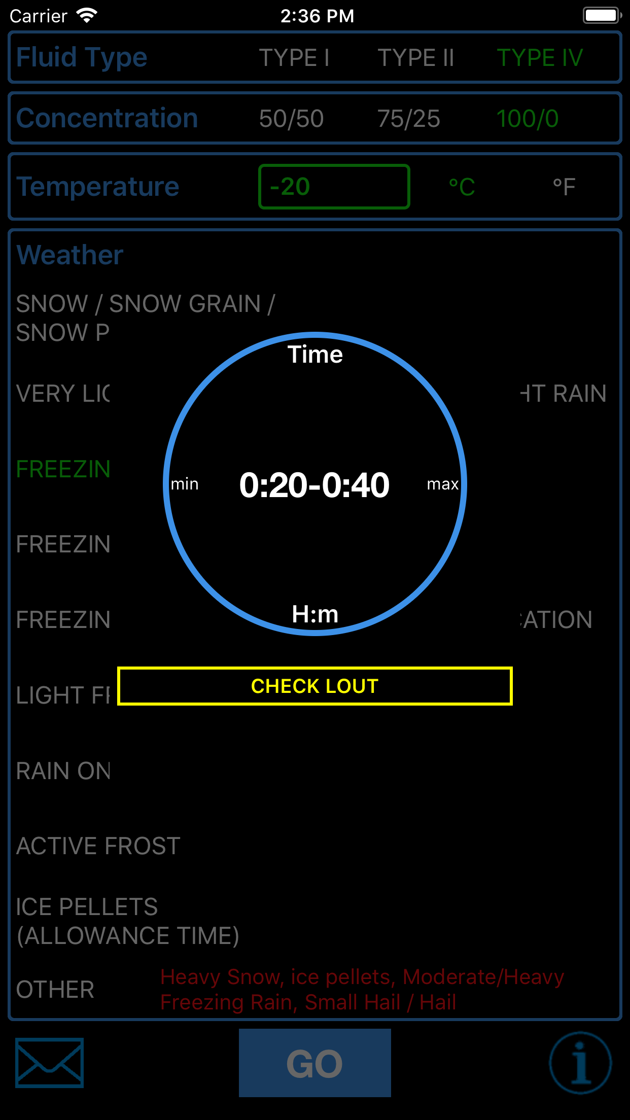 Pilot Anti-Icing 2019 – YouFly Apps